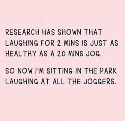 Laughjoggers