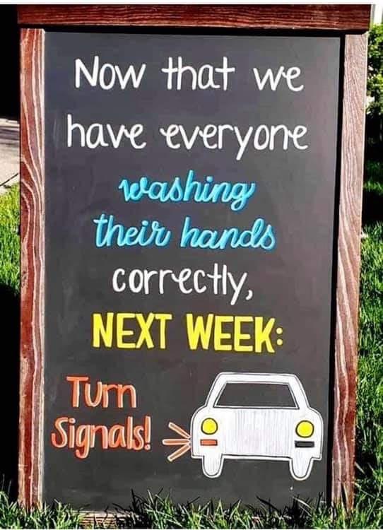 Turnsignals