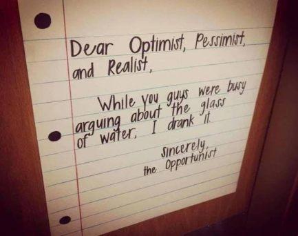 Opportunist