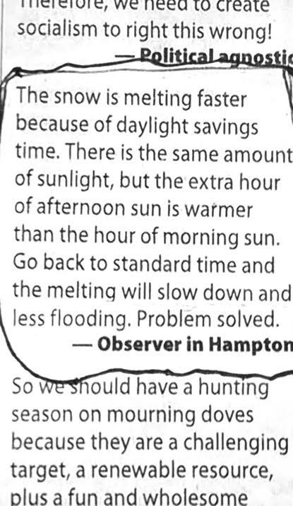 Daylighttime